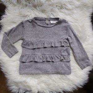 ZARA Baby Girl Sweater Sweatshirt